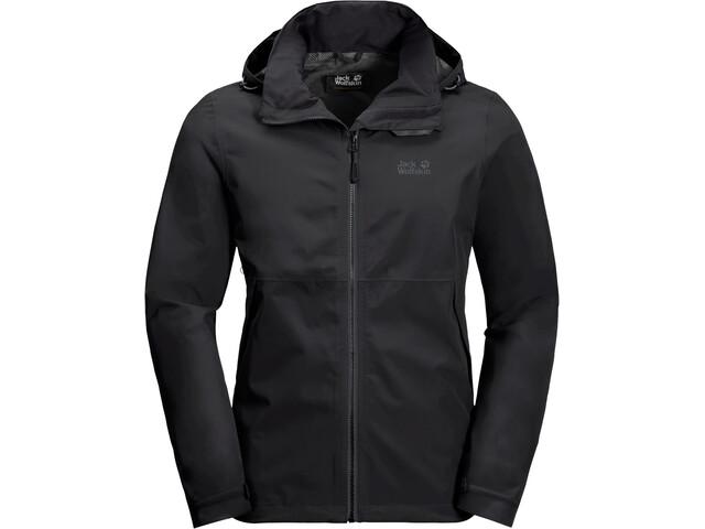 Jack Wolfskin Evandale Jacket Men black